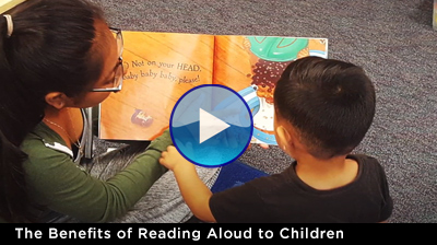 The Benefits of Reading Aloud to Children